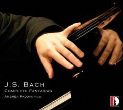 Bach, J.S. - Complete Fantasias