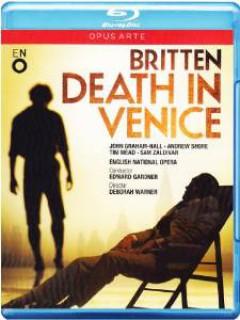 Britten, B. - DEATH IN VENICE