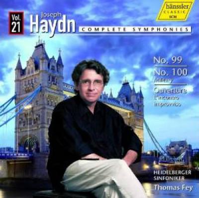 Haydn, J. - Complete Symphonies 21