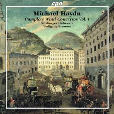 Haydn, J. - Complete Wind Concertos V