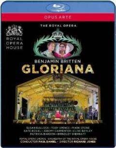 Britten, B. - Gloriana