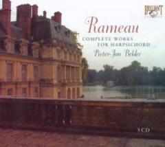 Rameau, J. P. - COMPLETE HARPSICHORD WORK