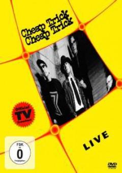 Cheap Trick - CHEAP TRICK-LIVE