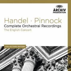 Handel, G.F. - Orchestra Works
