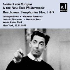 Beethoven, L. Van - Symphonies No.1 & 9