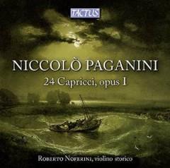 Paganini, N. - 24 CAPRICCI OP.1
