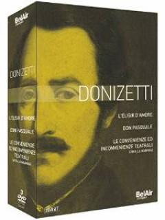 Donizetti, G. - ELISIR/DON PASQUALE/VIVA