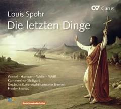 Spohr, L. - THE LAST JUDGMENT