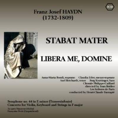 Haydn, J. - Stabat Mater Libera Me, D