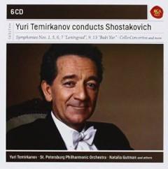 Temirkanov, Yuri - Conducts Shostakovich