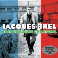 Brel, Jacques - 60 Plus Belles Chansons