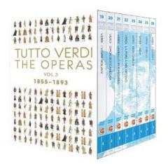 Verdi, G. - Tutto Verdi Box 3