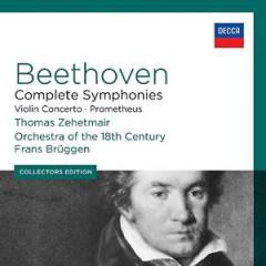 Beethoven, L. Van - Complete Symphonies/Violi