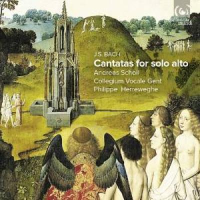 Bach, J.S. - ALTO CANTATES
