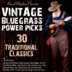 V/A - Vintage Bluegrass Power..
