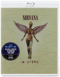 Nirvana - In Utero  Blu Spec