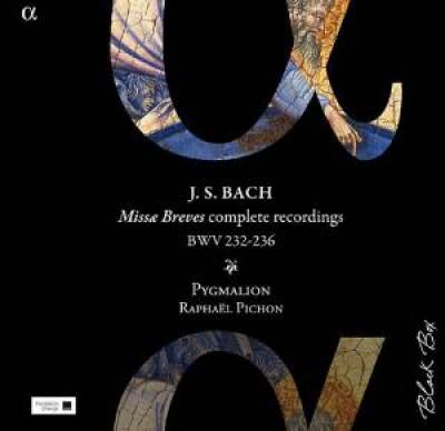 Bach, J.S. - Missae Breves