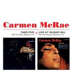 Mcrae, Carmen/Dave Brubec - Take Five/Live At Sugar..