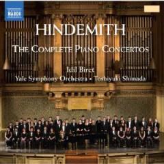 Hindemith, P. - Complete Piano Concertos