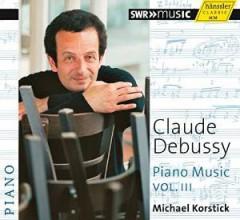 Debussy, C. - PIANO MUSIC 3