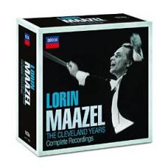 Maazel, Lorin - Cleveland Years