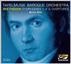 Beethoven, L. Van - Symphonies No.1 4