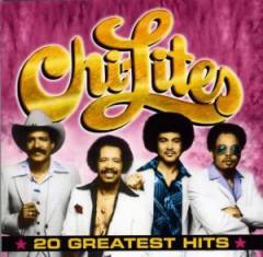 Chi Lites - 20 Greatest Hits