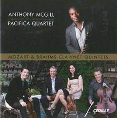 Mozart & Brahms - KLARINETTENQUINTETTE