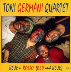 Germani, Toni  Quartet  - Blue E Rosso