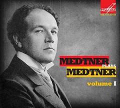 Medtner, N. - MEDTNER PLAYS MEDTNER 1