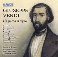Verdi, G. - UN GIORNO DI REGNO