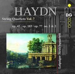 Haydn, J. - STRING QUARTETS VOL.7