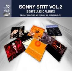 Stitt, Sonny - 8 Classic Albums Vol.2