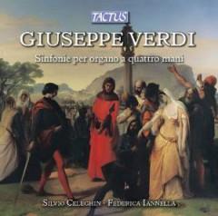 Verdi, G. - Ouvertures For Organ Four