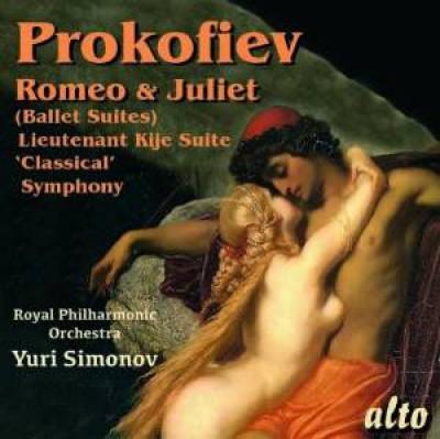 Prokofiev, S. - Romeo & Juliet