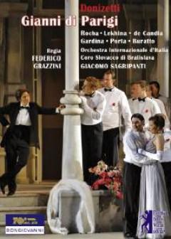 Donizetti, G. - Gianni Di Parigi