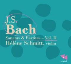 Bach, J.S. - Sonatas & Partitas Vol.2