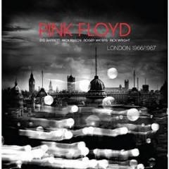 Pink Floyd - LONDON 1966/1967 -CD+DVD-