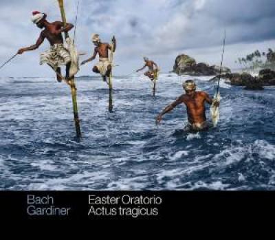 Bach, J.S. - Easter Oratorio/Actus..
