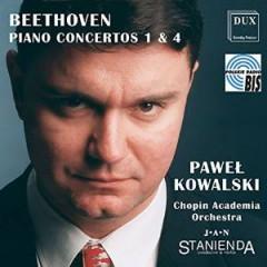 Beethoven, L. Van - Piano Concertos 1&4