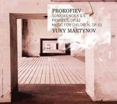Prokofiev, S. - SONATE NO.5 & 6