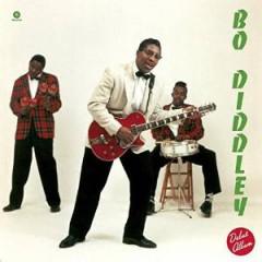 Diddley, Bo - BO DIDDLEY/DEBUT ALBUM