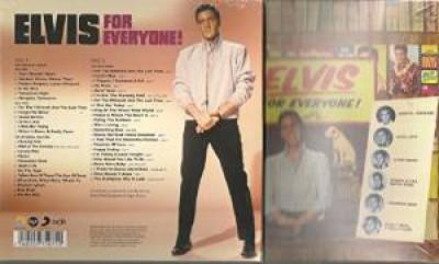 Presley, Elvis - ELVIS FOR EVERYONE