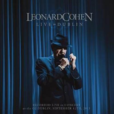 Cohen, Leonard - LIVE IN DUBLIN