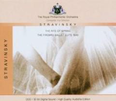 Stravinsky, I. - Rite Of Spring/Firebird B
