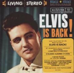 Presley, Elvis - Elvis Is Back =Legacy=