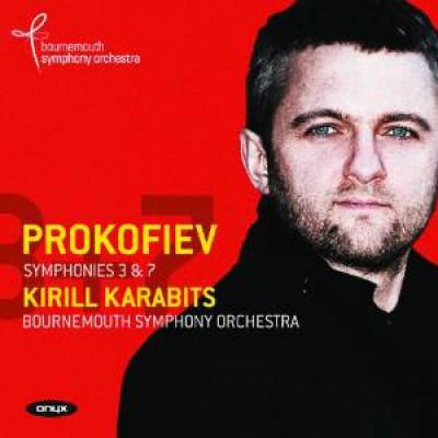 Prokofiev, S. - Symphonies No.3 & 7