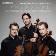Beethoven, L. Van - String Trios Op.3 & 8