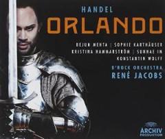 Handel, G.F. - Orlando