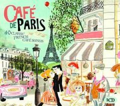 V/A - CAFE DE PARIS
